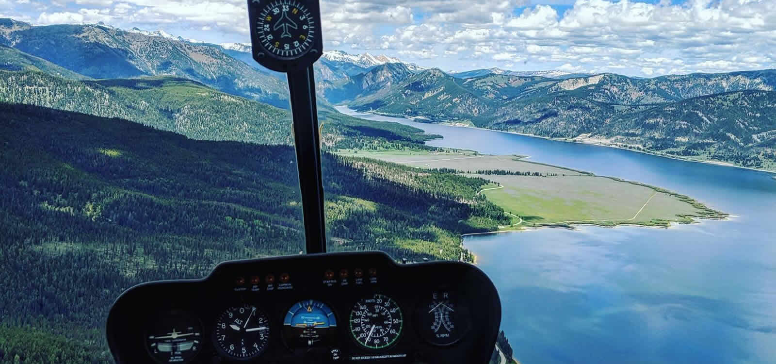 30 Minute Yelowstone Helicopter Tour